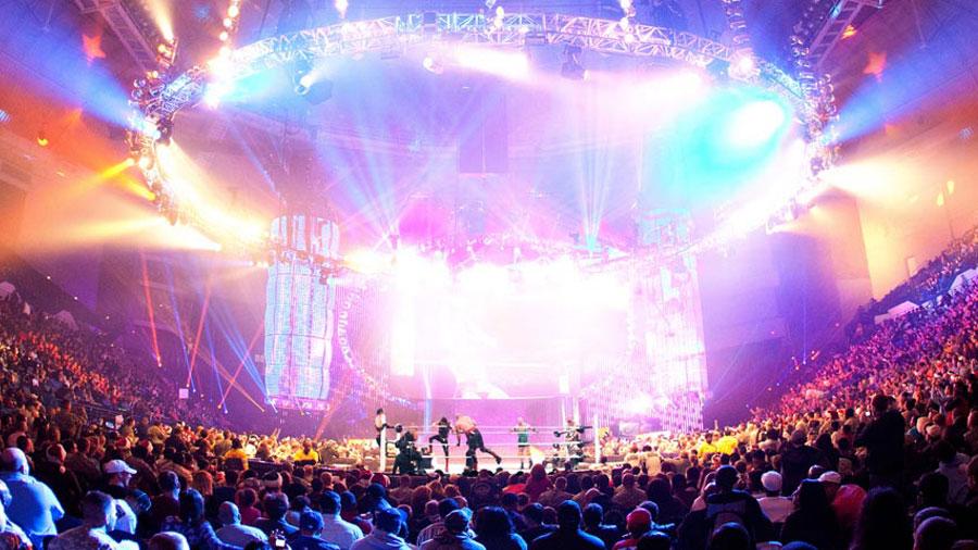 huge discount ebb33 bb3b6 World Wrestling Entertainment Inc.