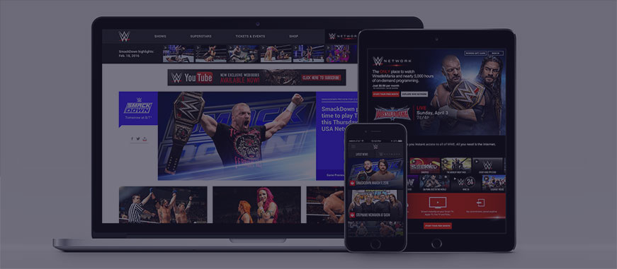 a company overview of wwe world wrestling entertainment Find stock price reaction to earnings announcements for world wrestling entertainment inc class a (wwe) table displays.